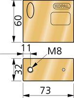 KOPAL Erhöhung zu Piccolo Bloc 60mm - toolster.ch