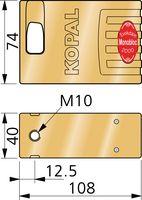 KOPAL Erhöhung 74 mm - toolster.ch