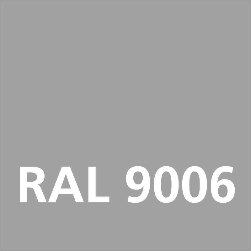 DUPLI-COLOR Peinture acrylique satiné mat RAL 9006